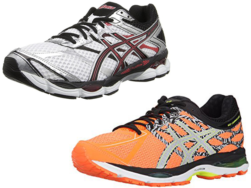 what is the difference between asics gel nimbus and cumulus