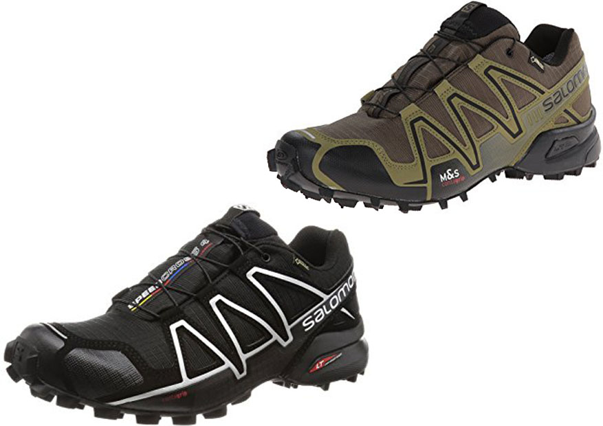 64bbe01f28b Salomon Speedcross 4 vs Speedcross 3