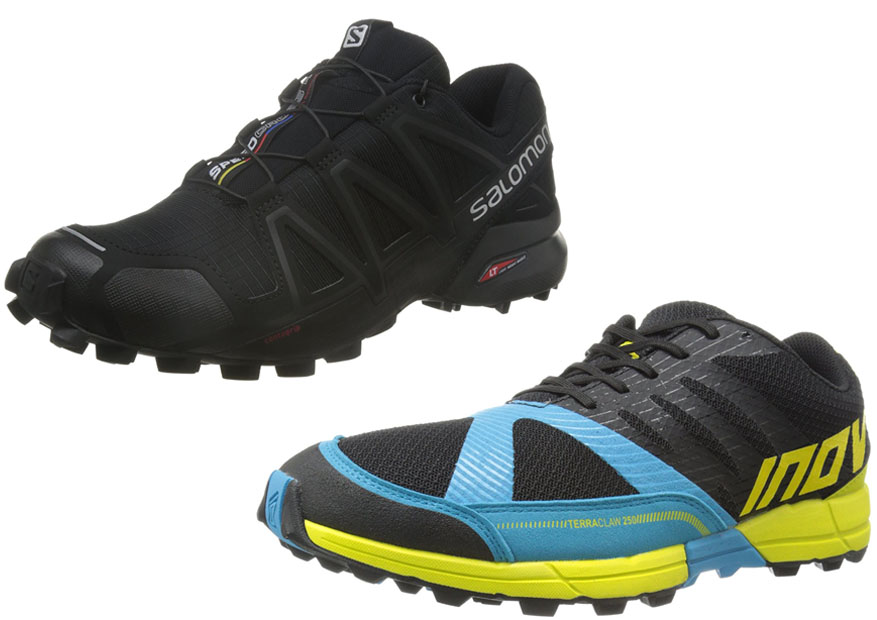 Adidas Vs New Balance Trail Running Shoes