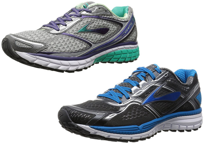 Brooks Ghost 7 vs 8