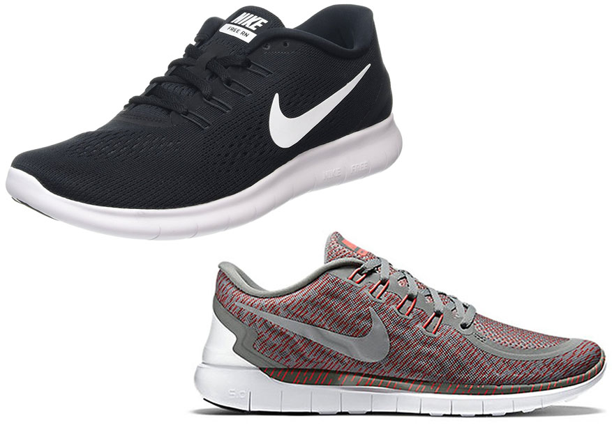 0ae5a2428602 Nike Free RN vs 5.0