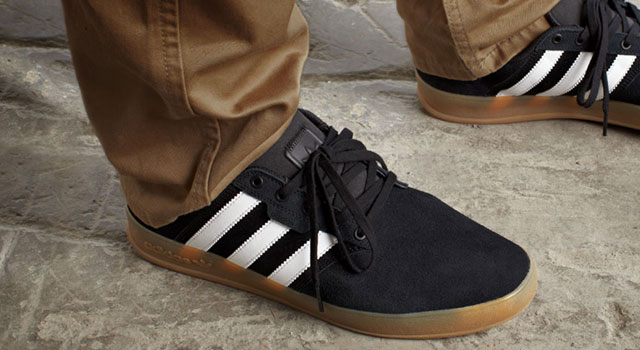 Adidas Seely Skate vs Adidas Ease