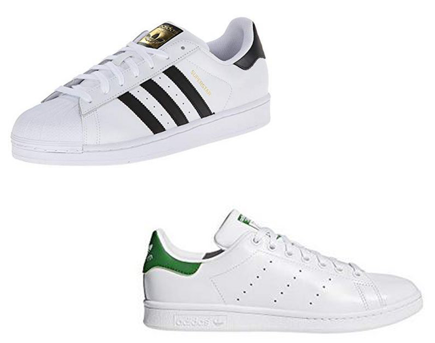 Adidas Superstar vs Adidas Stan Smith